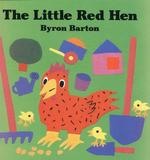 Book cover of LITTLE RED HEN