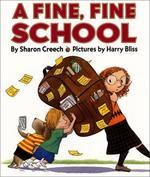 Book cover of FINE FINE SCHOOL