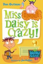 Book cover of MWS 01 - MISS DAISY IS CRAZY
