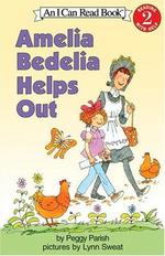 Book cover of AMELIA BEDELIA HELPS OUT