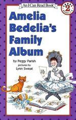 Book cover of AMELIA BEDELIA'S FAMILY ALBUM