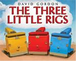 Book cover of 3 LITTLE RIGS