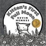 Book cover of KITTEN'S 1ST FULL MOON