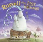 Book cover of RUSSELL & THE LOST TREASURE