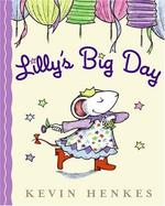 Book cover of LILLY'S BIG DAY