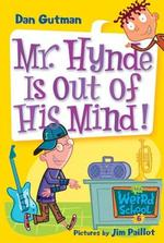 Book cover of MWS 06 - MR HYNDE IS OUT OF HIS MIND