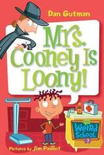 Book cover of MWS 07 - MRS COONEY IS LOONY