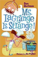 Book cover of MWS 08 - MS LAGRANE IS STRANGE