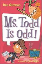 Book cover of MWS 12 - MS TODD IS ODD