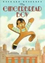 Book cover of GINGERBREAD BOY