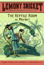 Book cover of LS02 REPTILE ROOM