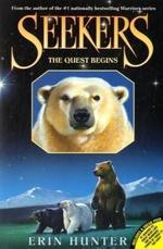 Book cover of SEEKERS 01 THE QUEST BEGINS