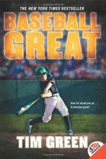 Book cover of BASEBALL GREAT