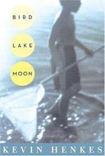 Book cover of BIRD LAKE MOON
