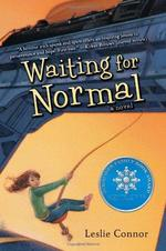 Book cover of WAITING FOR NORMAL