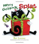 Book cover of MERRY CHRISTMAS SPLAT