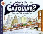 Book cover of WHAT'S SO BAD ABOUT GASOLINE