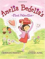 Book cover of AMELIA BEDELIA'S 1ST VALENTINE