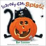 Book cover of SCAREDY-CAT SPLAT