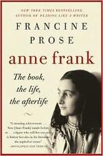 Book cover of ANNE FRANK - BOOK LIFE AFTERLIFE