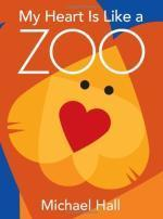Book cover of MY HEART IS LIKE A ZOO