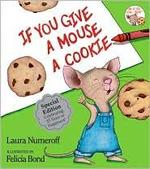 Book cover of IF YOU GIVE A MOUSE A COOKIE