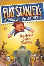 Book cover of FLAT STANLEY 06 AFRICAN SAFARI DISCOVERY