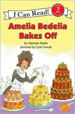 Book cover of AMELIA BEDELIA BAKES OFF