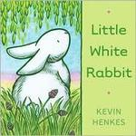 Book cover of LITTLE WHITE RABBIT