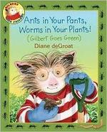 Book cover of ANTS IN YOUR PANTS WORMS IN YOUR PLANTS