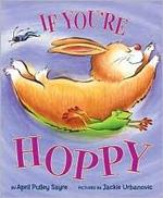 Book cover of IF YOU'RE HOPPY