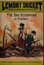 Book cover of LS01 BAD BEGINNING