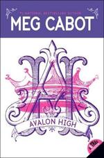 Book cover of AVALON HIGH