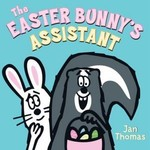 Book cover of EASTER BUNNY'S ASSISTANT