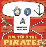 Book cover of TIM TED & THE PIRATES