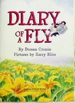 Book cover of DIARY OF A FLY