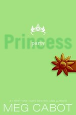 Book cover of PRINCESS DIARIES 07 PARTY PRINCESS