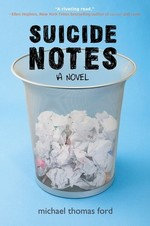 Book cover of SUICIDE NOTES