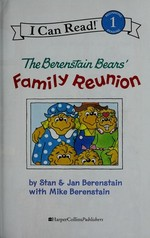Book cover of BERENSTAIN BEARS' FAMILY REUNION