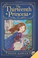Book cover of 13TH PRINCESS