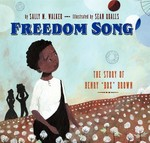 Book cover of FREEDOM SONG