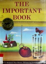 Book cover of IMPORTANT BOOK