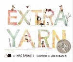 Book cover of EXTRA YARN