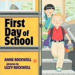 Book cover of 1ST DAY OF SCHOOL