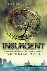 Book cover of INSURGENT