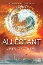 Book cover of ALLEGIANT