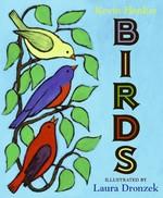 Book cover of BIRDS