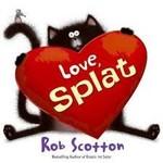 Book cover of LOVE SPLAT