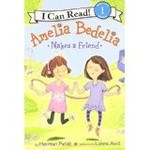 Book cover of AMELIA BEDELIA MAKES A FRIEND