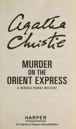 Book cover of MURDER ON THE ORIENT EXPRESS